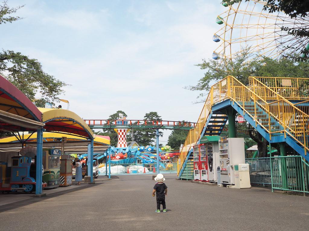 華蔵寺公園は公園とは名ばかりの子ども向け遊園地!【群馬】おすすめスポット