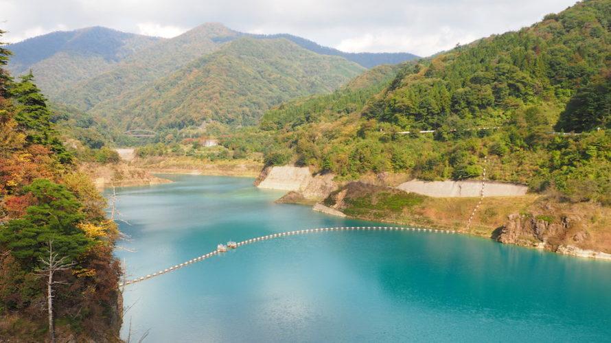 奥四万湖の鮮やかな四万ブルーの絶景と四万温泉旅館に癒される【群馬】おすすめスポット
