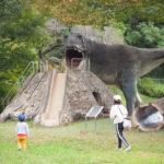 佐野市こどもの国はロケットと恐竜がシンボルの子どもが喜ぶ複合公園!【栃木】おすすめスポット