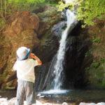 観音山不動滝は洞窟探検も楽しめる東吾妻町屈指の冒険スポット!【群馬】おすすめスポット
