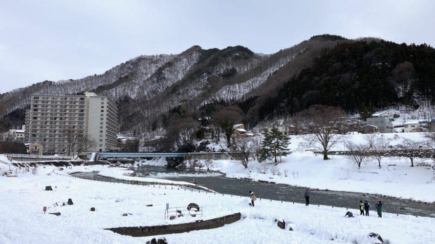 みなかみ町清流公園は夏は水遊び・冬は雪遊びが楽しめる道の駅の公園!【群馬】おすすめスポット