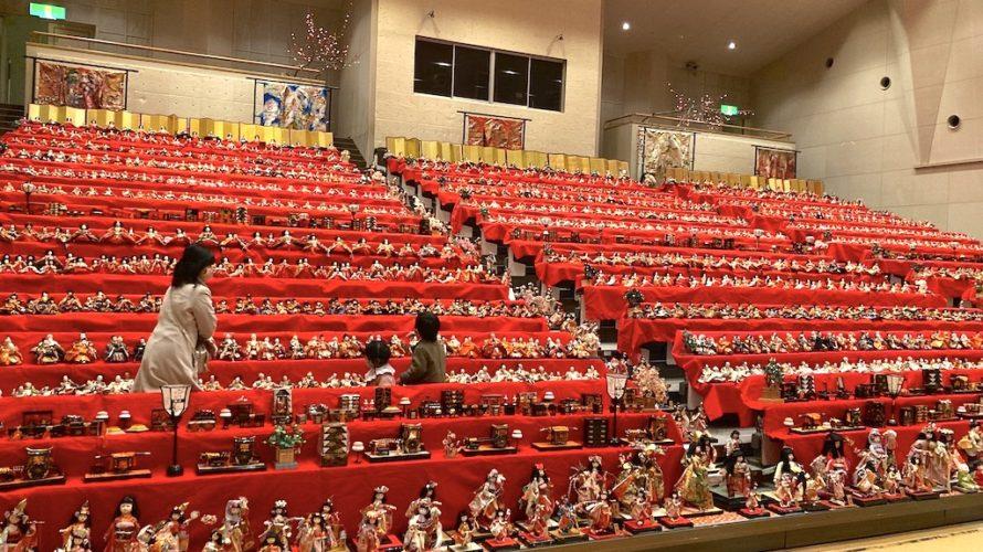 老神温泉びっくりひな飾りで見られる7000体のひな飾りと大蛇みこし!【群馬】おすすめスポット
