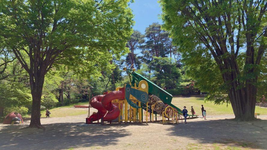 華蔵寺公園は公園も遊園地も両方楽しめる群馬の子連れ最強スポット!【群馬】おすすめスポット