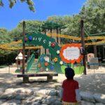 嶺公園はリニューアルした遊具広場が面白い大自然の遊びスポット!【群馬】おすすめスポット